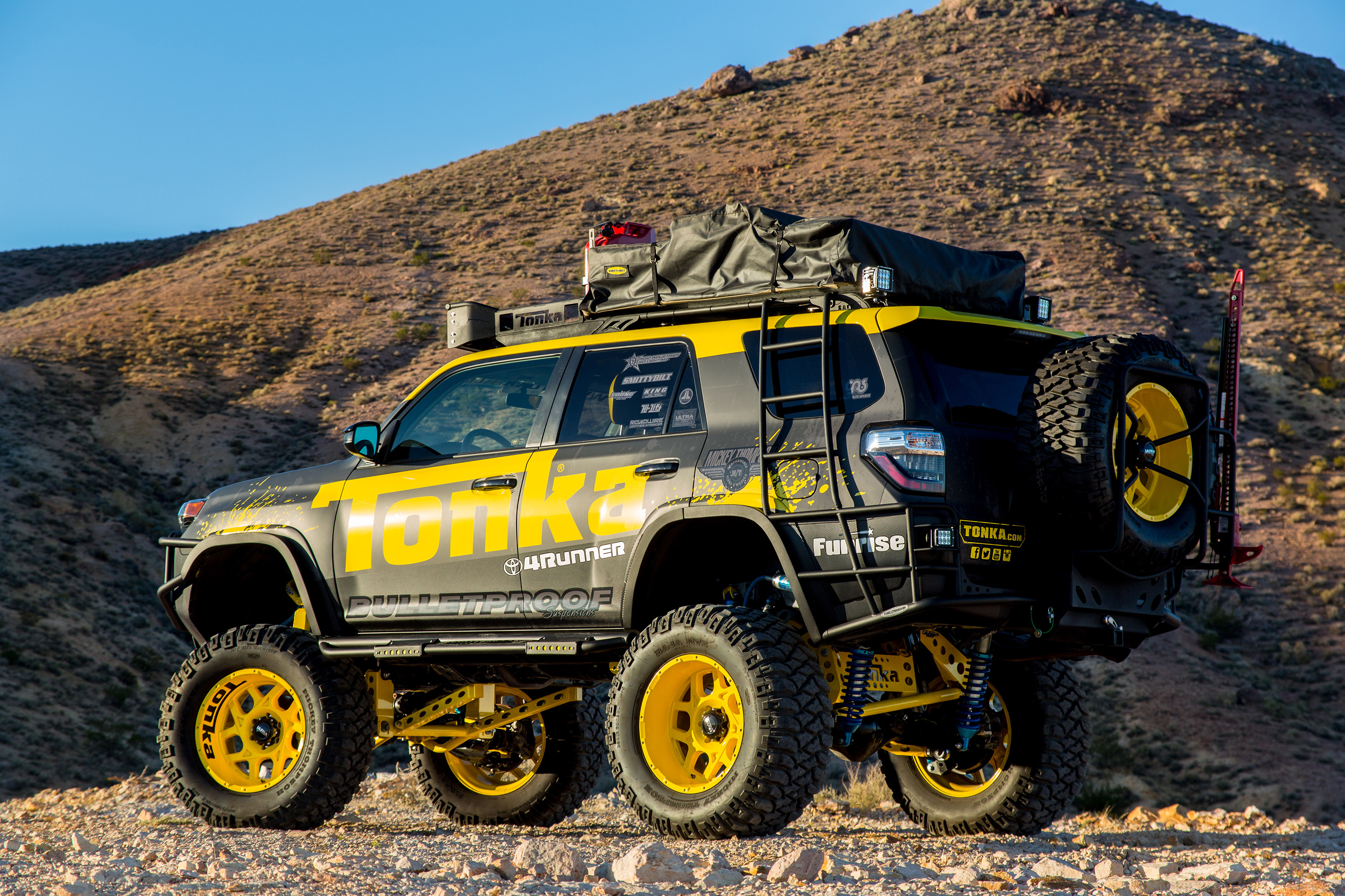 Toyota Off Road >> Toyotaoffroad Com Dominating The World One Rock At A Time