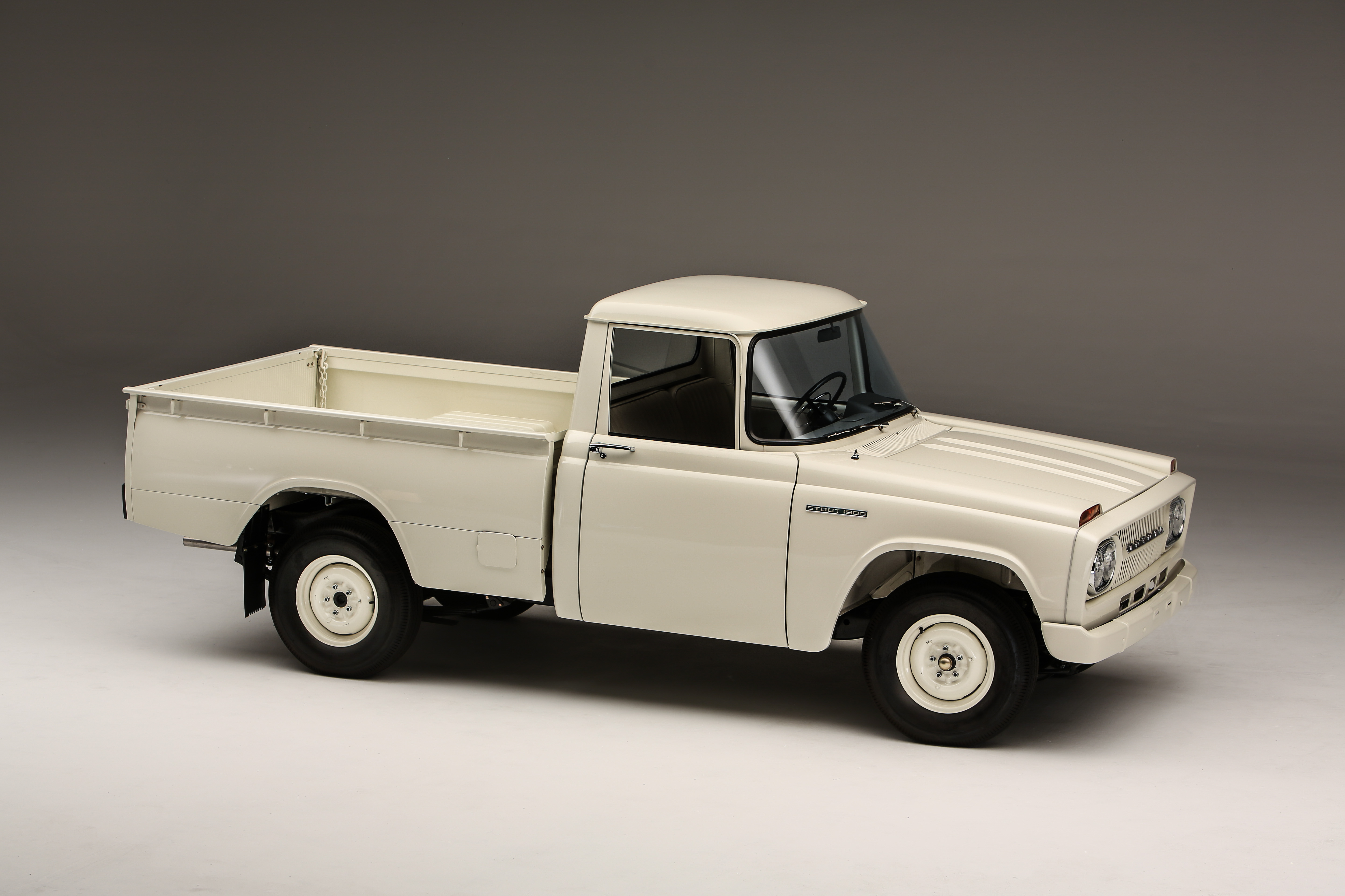 The Toyota Stout 4 2 Is Introduced To American Market This First Pickup Available From In United States